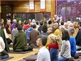 Lễ Quy Y Cho 43 Thiền Sinh Phương Tây Tại Chùa Pháp Vân Nước Pháp