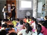Lớp Học Tiếng Anh Miễn Phí Tại Chùa Yên Ninh, Ninh Bình