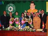 Đoàn Nghi Lễ Và Tôn Giáo Cấp Cao Campuchia Thăm Giáo Hội Phật Giáo Việt Nam