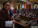 Trường Đại Học Luật Đầu Tiên Tại Quốc Gia Phật Giáo Hạnh Phúc Bhutan