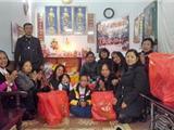 Mừng Năm Mới Theo Phong Cách Người Phật Tử