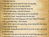 Tết Chay - Một Ý Tưởng Quá Hay