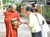 Chủ Tịch Cộng Đồng Doanh Nhân An Lạc Nguyễn Mạnh Hùng Từng Xuất Gia Gieo Duyên