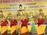 Khai Mạc Lễ Hội Văn Hóa Phật Giáo Việt Ấn Nhân Lễ Khánh Đản Bồ Tát Quán Thế Âm