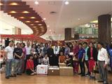 34 Doanh Nghiệp Việt Nam Tặng Quà Cho Quỹ Từ Thiện Việt Nhật Tại Tokyo