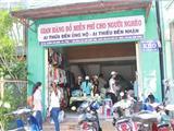 Cửa Hàng Miễn Phí Dành Cho Người Nghèo Ở Bạc Liêu