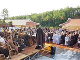 Hàng Trăm Tăng Ni Sinh Cả Nước Tham Dự Kỳ Thi Cử Nhân Phật Học Tại Huế