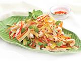 Gỏi Củ Hũ Dừa Chay