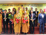 Thành Lập Trung Tâm Phật Giáo Việt Nam Đầu Tiên Tại Phi Châu
