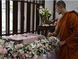 Dịch Vụ Tang Lễ  Tại Chùa Cho Thú Vật Tăng Mạnh Ở Băng Cốc