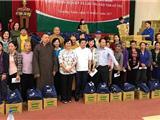 Giáo Hội Phật Giáo Việt Nam Phát Quà Từ Thiện Cho Đồng Bào Lũ Lụt