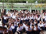 Ngôi Trường Tình Thương Phật Giáo Cho Trẻ Em Nghèo Ở Kiên Giang