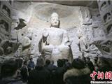 Trung Hoa: Triển Lãm Ảnh Phật Ba Chiều Mô Phỏng Tại Hang Động Di Sản Thế Giới