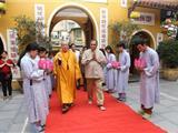 Chủ Tịch Quốc Hội Sri Lanka Thăm Trung Ương Giáo Hội Phật Giáo Việt Nam