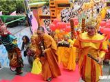 Hàng Vạn Người Tham Dự Lễ Hội Quán Thế Âm Ngũ Hành Sơn