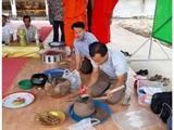 Khai Quật Tượng Cổ Phật 2000 Năm Tuổi Ở Lào