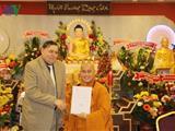 Khánh Thành Trung Tâm Văn Hóa Phật Giáo Việt Nam Tại Séc
