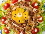 Hấp Dẫn Món Salad Trộn Chay Cho Ngày Tết