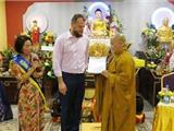 Trung Tâm Văn Hóa Phật Giáo Của Người Việt Tại Cộng Hòa Séc Được Vinh Danh