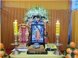 Chùm Ảnh : Lễ Nhập Kim Quan HT Thích Vạn Hùng – Phó Ban Quản Trị Tổ Đình Quan Âm Tu Viện Biên Hòa