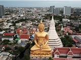 Thái Lan: Sẽ Hoàn Thành Tượng Phật Cao Nhất Vào Năm 2022 Vì Đại Dịch Covid