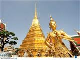 Chùa Phật Ngọc Wat Phra Kaew Ở Thái Lan