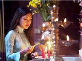 11.Để Tóc Tu Hành Tại Chùa Cảm Nghiệp - Võ Tắc Thiên Thờ Phật Được Lên Ngôi