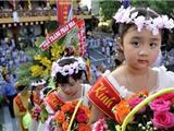 Khai Mạc Tuần Đại Lễ Kỷ Niệm 35 Năm Thành Lập Giáo Hội Phật Giáo Việt Nam