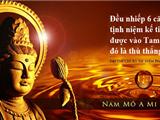 Muốn Khỏi Tam Tai Phải Gấp Niệm Phật