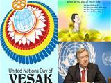 Thông Điệp Phật Đản Vesak 2017 Từ Tổng Thư Ký Liên Hiệp Quốc