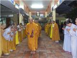 Chùm Ảnh: 50 Năm Khóa Tu Niệm Phật 100 Ngày Tại Nhứt Nguyên Bửu Tự Bình Dương