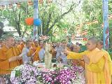 Nghi Thức Tắm Phật
