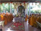 Đức Phật Nhập Đại Niết Bàn