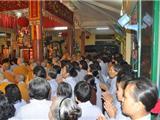 Chùm Ảnh: Bế Khóa Niệm Phật 100 Ngày Lần Thứ 51 Tại Nhứt Nguyên Bửu Tự Bình Dương