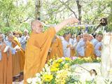 Chùm Ảnh: Long Trọng Cử Hành Đại Lễ Tắm Phật Mùng 8/4 Tại Quan Âm Tu Viện Đồng Nai