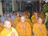 Chùm Ảnh: Khai Khoá Niệm Phật Bá Nhựt Trì Danh Lần Thứ 52 Tại Nhứt Nguyên Bửu Tự Bình Dương