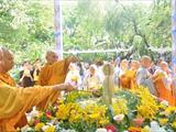 Lược Ý Nghi Thức Tắm Phật Theo Phật Giáo Bắc Truyền