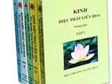 1. Kinh Diệu Pháp Liên Hoa Giảng Giải - HT Tuyên Hóa - Giải Thích Tên Kinh