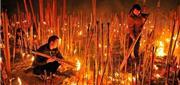 Không Đốt Vàng Mã -Chùa Liên Hoa Dành 500 Triệu Làm Từ Thiện