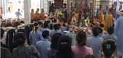 Chùm Ảnh: Lễ Chung Thất 49 Ngày Cố HT Thích Vạn Hùng –  Phó Ban Quản Trị Tổ Đình Quan Âm Tu Viện Biên Hòa