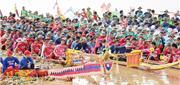 Lào:  Lễ Hội Đầy Sắc Màu Đón Mừng Kết Khóa An Cư Kiết Hạ