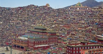 Trung Hoa Tiếp Tục Phá Hủy Học Việc Phật Giáo Tây Tạng