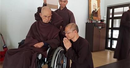 Tâm Trò Xuất - Thầy Biết - An Vui Bên Thiền Sư Thích Nhất Hạnh