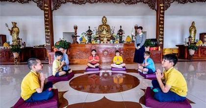 Trường Học Phật Giáo Đầu Tiên Cho Trẻ Em Việt Nam Tại Úc Châu