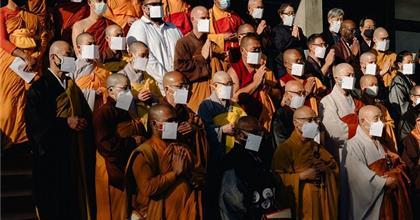 Hoa Kỳ: 350 Ngôi Chùa Cùng Cầu Nguyện Giúp Hàn Gắn Bạo Loạn Và Kỳ Thị Người Á Châu