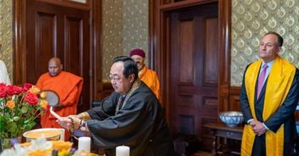Tổng Thống Joe Biden Gởi Thông Điệp Chúc Mừng Vesak Và Lần Đầu Tiên Tổ Chức Đại Lễ Phật Đản Ở Nhà Trắng