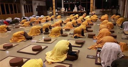 Một Ngày Tu Học Tại Làng Mai Thái Lan