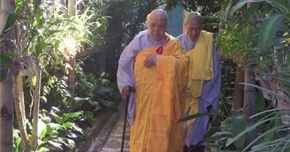 Chơn Phật Tử - Ni Trưởng Thích Nữ Huệ Giác