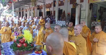 Thư Chúc Mừng Đại Lễ Vu Lan Báo Hiếu 2561 Từ Trang Nhà Linh Sơn Phật Giáo